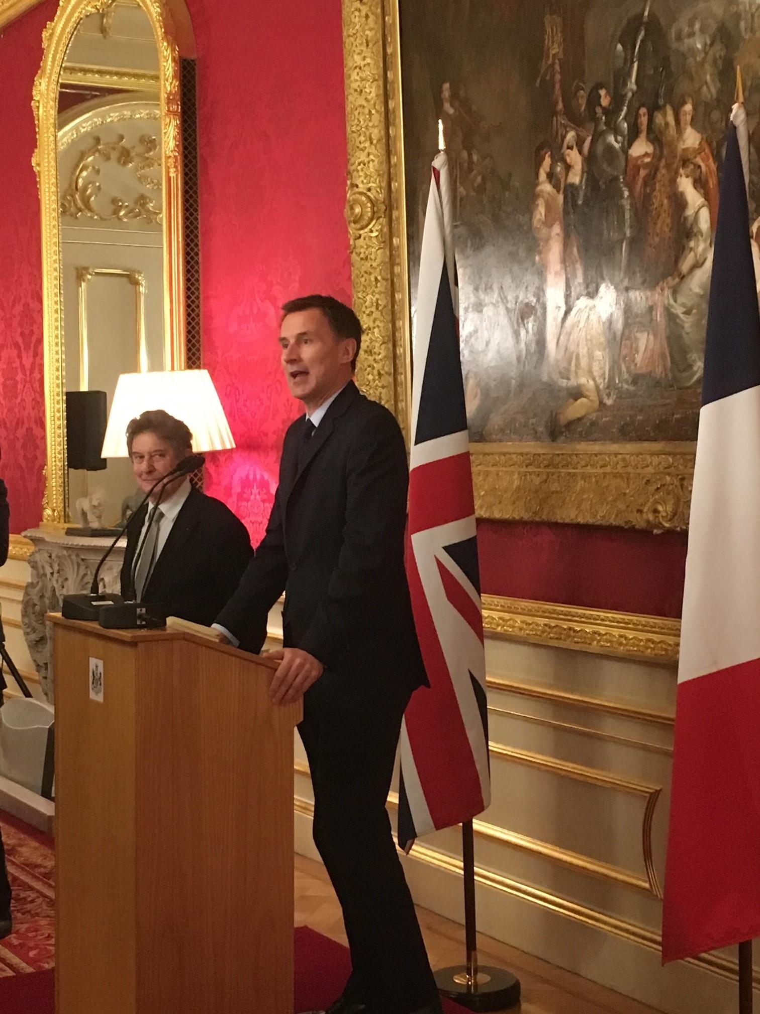 UK-France Mayors Summit / Sommet des maires France-Royaume-Uni