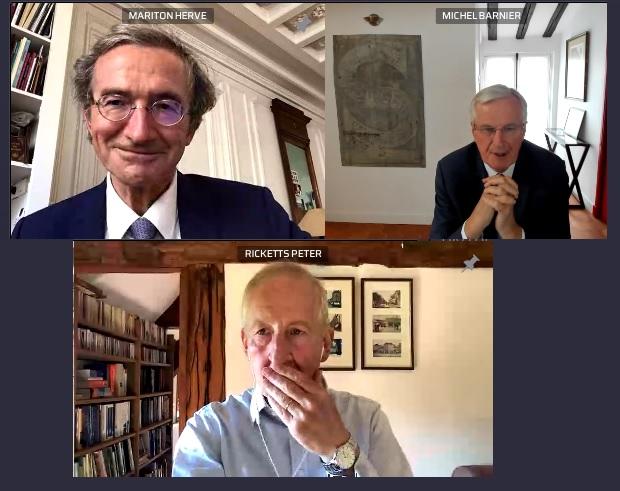 Webinar with Michel Barnier / webinaire avec Michel Barnier