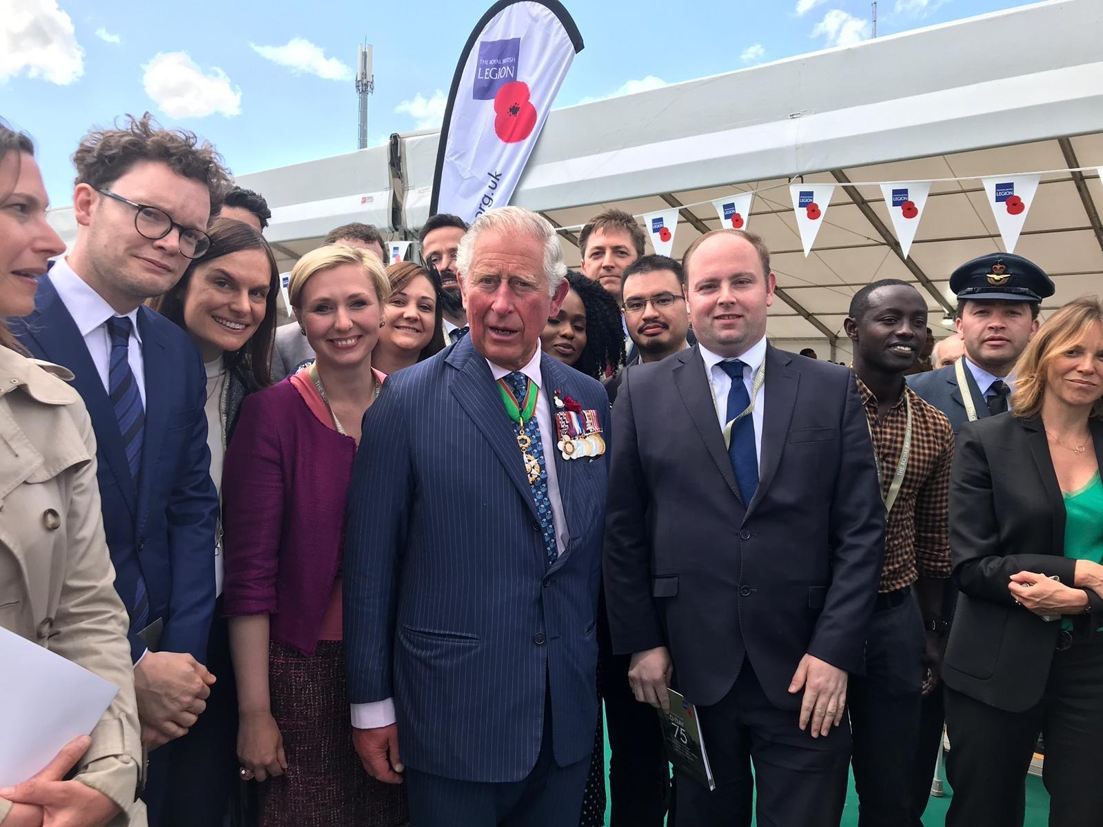 75th Anniversary of D-Day Commemorations in France / Commémorations du 75ème anniversaire du débarquement en France
