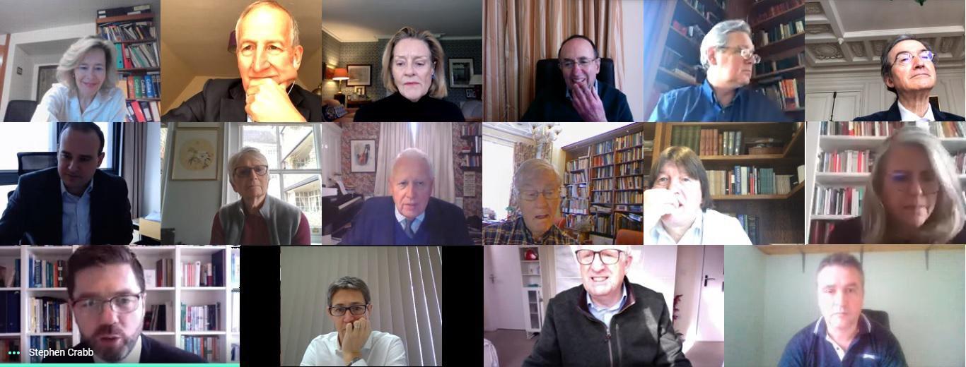 Franco-British Parliamentary Forum / forum parementaire franco-britannique